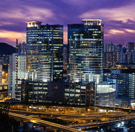 Hong Kong Datacenter